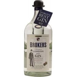Broker's Gin London Dry Gin...