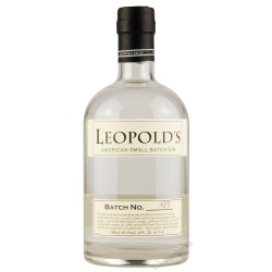 Leopolds Small Batch Gin...
