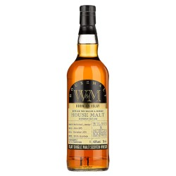 W&M House Malt Islay Whisky...
