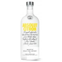 Absolut Vodka Citron 1,0 Liter