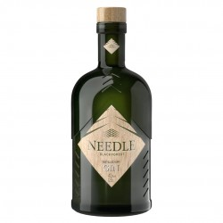 Needle Blackforest Distilled Dry Gin 0,5 Liter