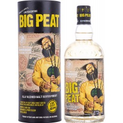Douglas Laing BIG PEAT Islay Blended Malt The Edinburgh Edition No.2 0,7 Liter