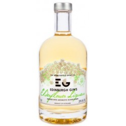 Edinburgh Elderflower Gin...