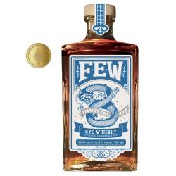 FEW Immortal Rye Bourbon...