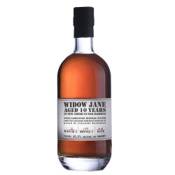 Widow Jane Bourbon Whiskey...