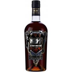 Kiss Detroit Rock Rum 45 %...