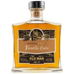 OLD MAN Rum Four - Vanilla...