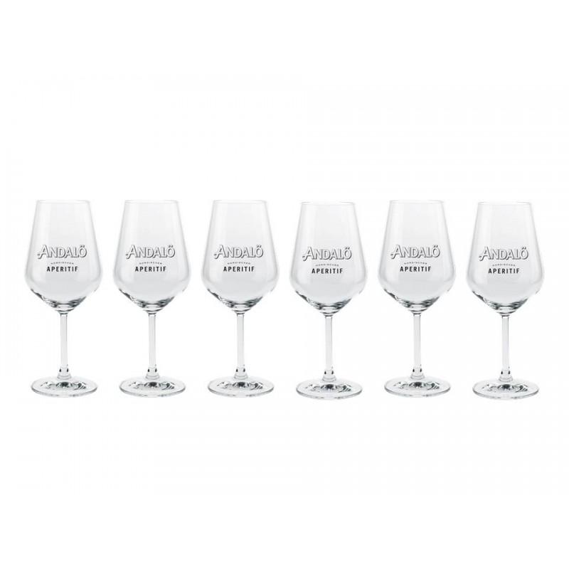 ANDALÖ Aperitif Glas kaufen - Premium-Rum.de
