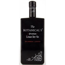 The Botanicals London Dry...