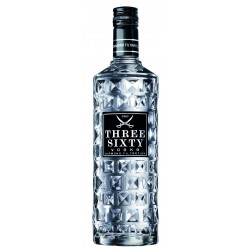 THREE SIXTY Vodka 0,7 Liter