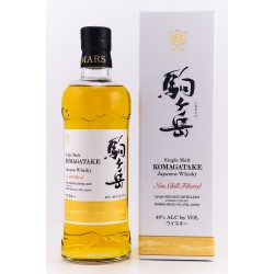 Mars KOMAGATAKE Single Malt Japanese Whisky Limited Edition 2018 48% Vol. 0,7 Liter in Geschenkbox