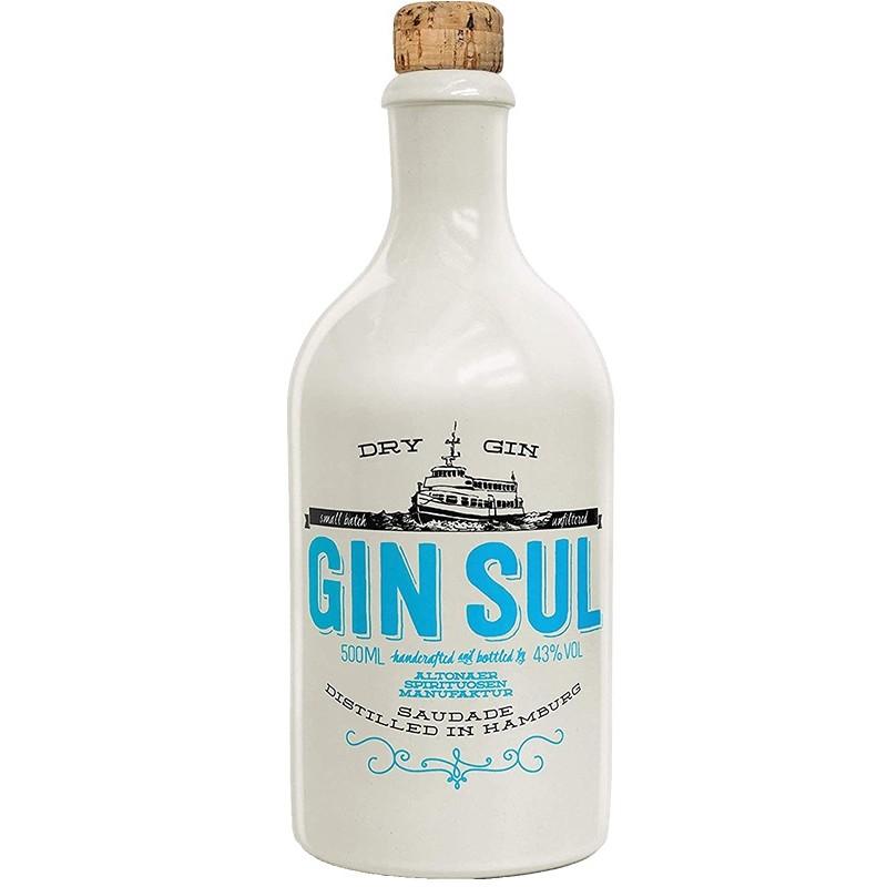 Gin Sul Dry Gin 43% Vol. 0,5 Liter hier bestellen.