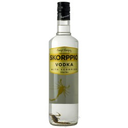 Skorppio Vodka - mit echtem...