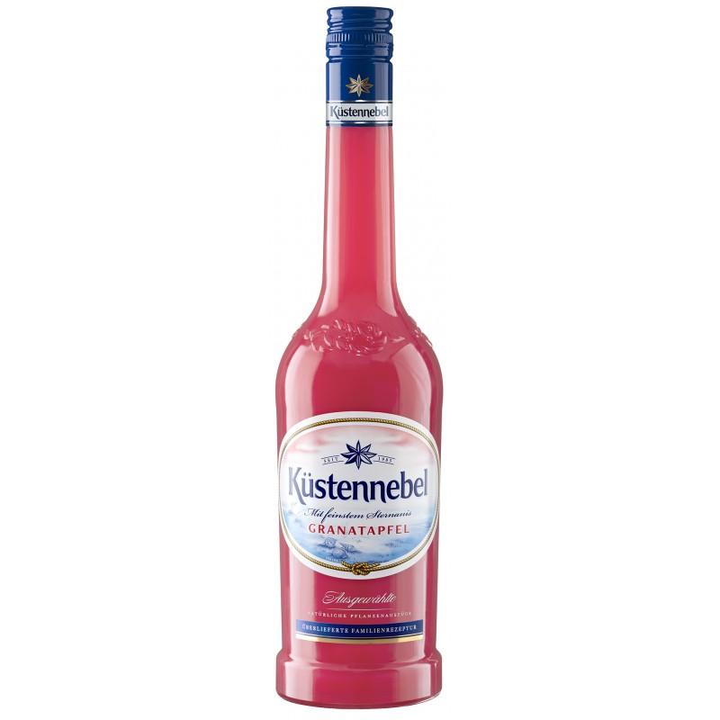 Küstennebel Granatapfel Sternanis 0,5 Liter günstig bei Premium-Rum.de online bestellen.