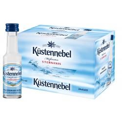 Küstennebel Sternanis Miniaturen 24 x 0,02 Liter bei Premium-Rum.de online bestellen.
