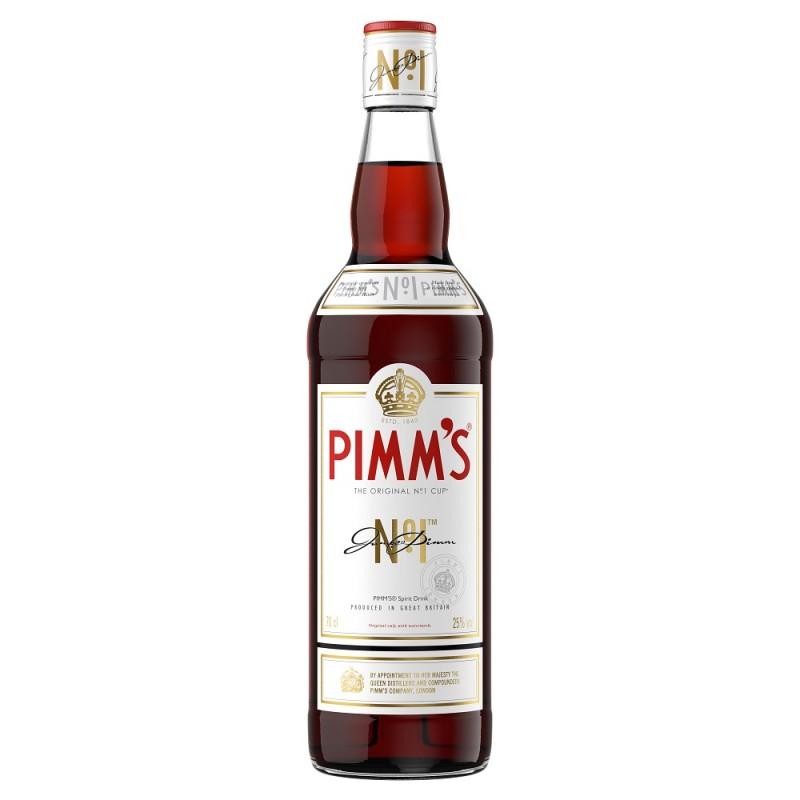Pimm's No. 1 Cup 25% Vol. 0,7 Liter hier bestellen.