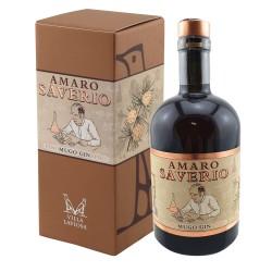Saverio bitterer Kräuterlikör 38% Vol. 0,5 Liter bei Premium-Rum.de online bestellen.