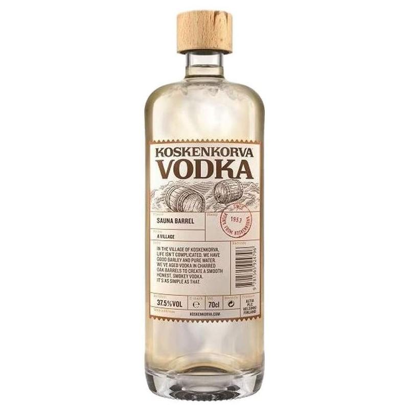 Koskenkorva Vodka SAUNA BARREL Flavoured bei Premium-Rum.de online bestellen.