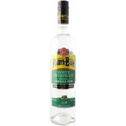 Worthy Park Rum-Bar White Overproof 63% 0,7 Liter bei Premium-Rum.deonline bestellen.