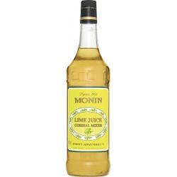 Monin Lime Juice Cordial –...