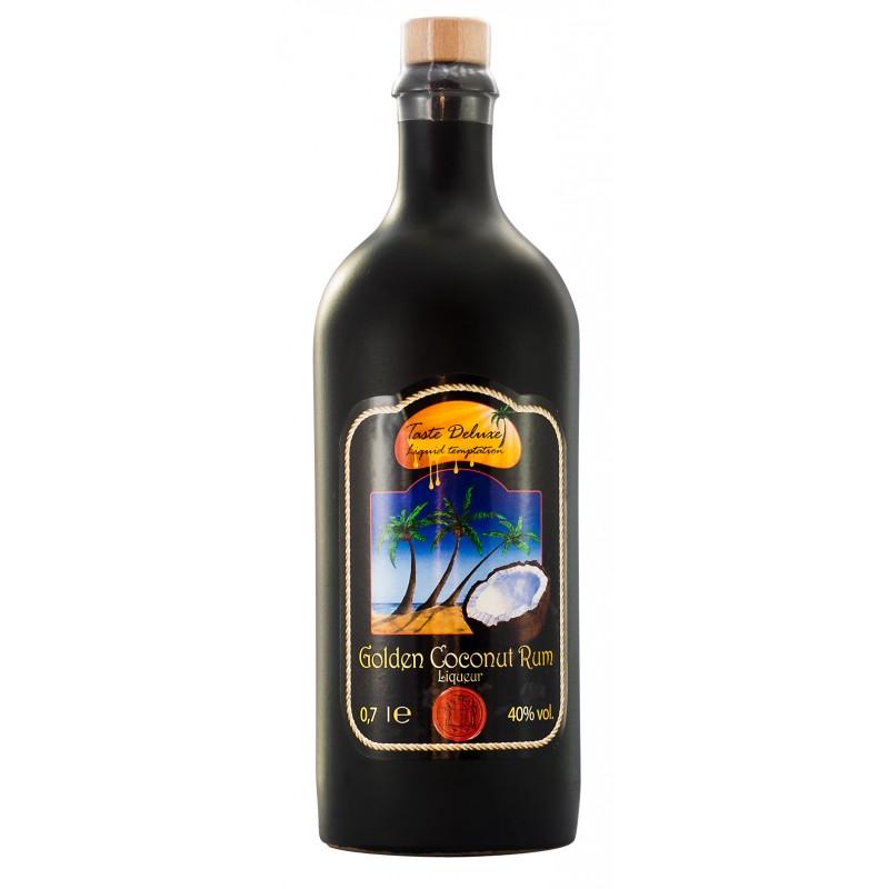 Taste Deluxe Golden Coconut Rum 0,7 Liter hier günstig bestellen.
