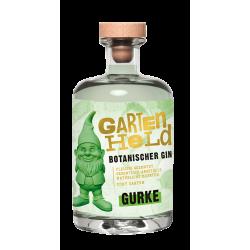 Gartenheld Gurke Botanischer Gin 38% Vol. 0,5 Liter bei Premium-Rum.de online bestellen.