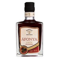 Panyolai Mystic Heidelbeerlkör / Misztikum Afonya bei Premium-Rum.de bestellen.
