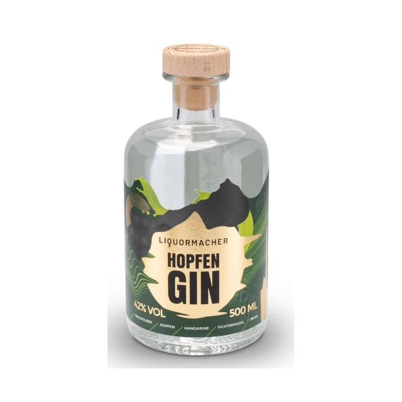 LiquorMacher Hopfen Gin  bei Premium-Rum.de