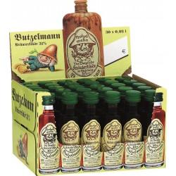 Butzelmann Kräuterlikör im Steinkrug 31% Vol. 30 x 0,02 Liter bei Premium-Rum.de bestellen.