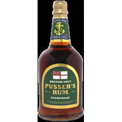 Pusser's Rum British Navy SELECT AGED 151 75,5% 0,7 Liter bei Premium-Rum.de