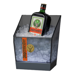 Jägermeister LED Eiskübel bei Premium-Rum.de bestellen.