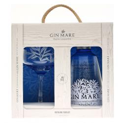 Gin Mare 42,7% Vol. 0,7 Liter Geschenkset mit Glas bei Premium-Rum.de bestellen.