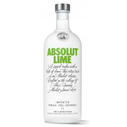 Absolut Vodka Lime 1,0 Liter