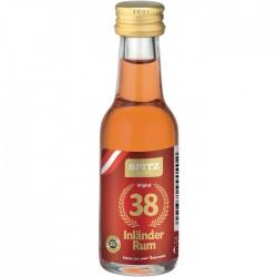 Spitz Inländer Rum 38% Vol. 0,02 Liter bei Premium-Rum.de bestellen.