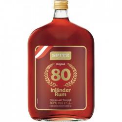Spitz Inländer Rum 80% Vol. 1,0 Liter bei Premium-Rum.de bestellen.