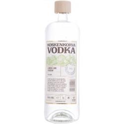 Koskenkorva Vodka LEMON LIME YARROW Flavoured 37,5% Vol. 1,0 Liter bei Premium-Rum.de bestellen.