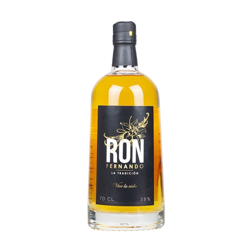 FERNANDO Blended Caribbean Rum 38% Vol. 0,7 Liter bei Premium-Rum.de bestellen.