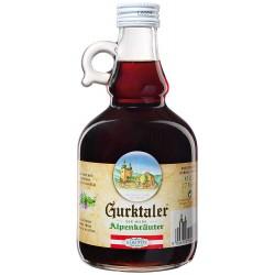 Gurktaler Alpenkräuter Henkelflasche 27% Vol. 0,5 Liter bei Premium-Rum.de bestellen.