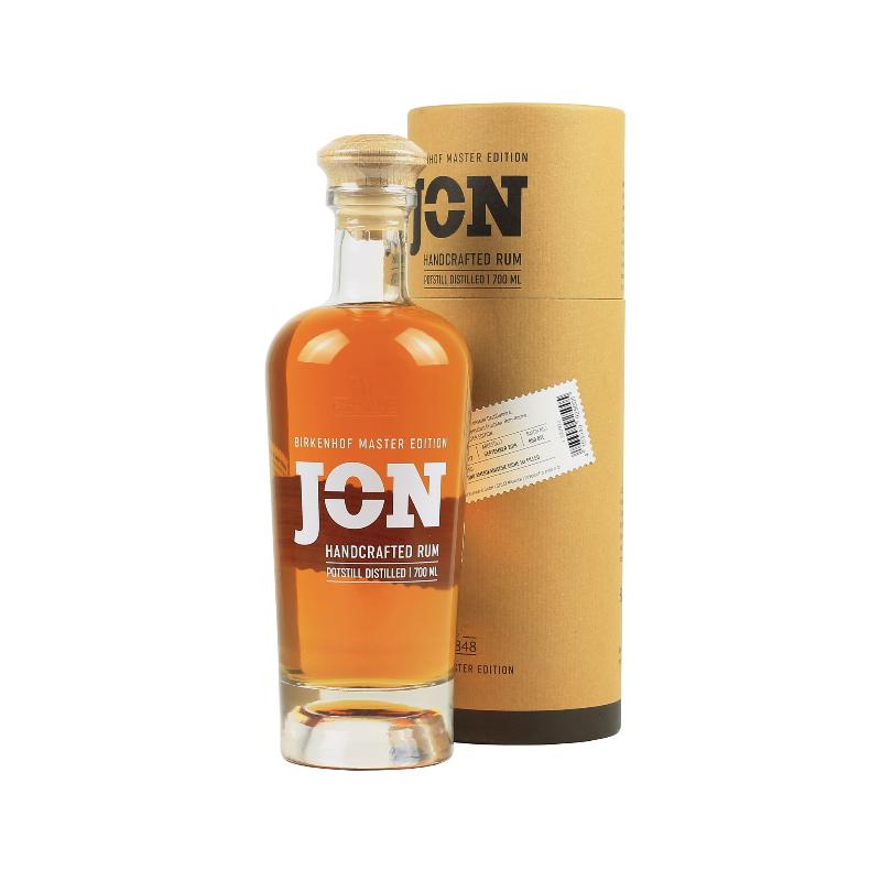 Birkenhof JON Handcrafted Rum 42% Vol. 0,7 Liter bei Premium-Rum.de bestellen.