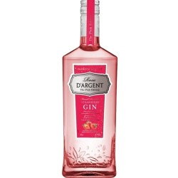 Rose D'argent Strawberry Gin 40 % Vol. 0,7 Liter bei Premium-Rum.de bestellen.