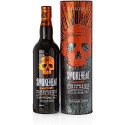 Smokehead RUM REBEL Islay Single Malt Scotch Whisky 46% Vol. 0,7 Liter in Tinbox