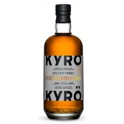Kyrö Wood Smoke Rye Whisky 47,2% Vol. 0,5 Liter bei Premium-Rum.de bestellen.