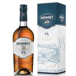 Monnet Cognac VS 40% Vol. 0,7 Liter in Geschenkbox bei Premium-Rum.de