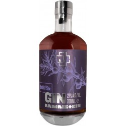 Rammstein Sloe Gin 0,7 Liter Limited Edition bei Premium-Rum.de bestellen.