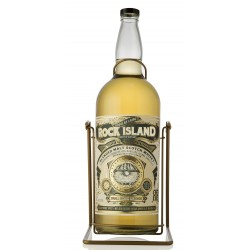 ROCK ISLAND Blended Malt Scotch Whisky 46,8% Vol. 4,5 Liter bei Premium-Rum.de bestellen.