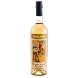 Bordiga Vermouth di Torino Bianco 18% Vol. 0,75 Liter bei Premium-Rum.de bestellen.