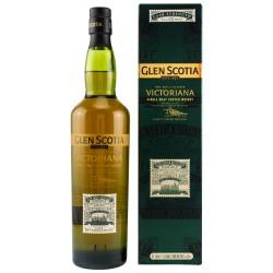 Glen Scotia VICTORIANA Single Malt Scotch Whisky 54,2% Vol. 0,7 Liter Bei Premium-Rum.de