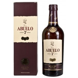 Abuelo Anejo 7 Jahre in GB...